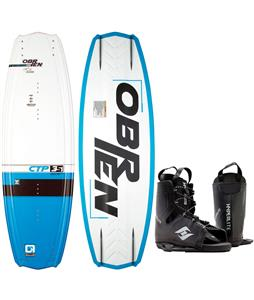 O'Brien CTP Wakeboard w/ Hyperlite Frequency Bindings