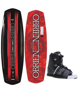 O'Brien Paradigm Wakeboard O'Brien GTX Bindings