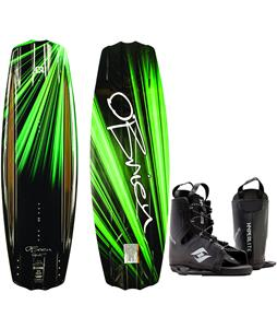 O'Brien Spark Wakeboard w/ Hyperlite Frequency Bindings