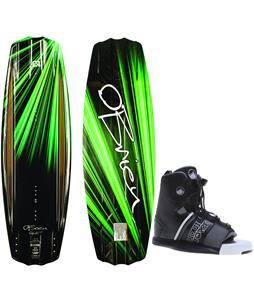 O'Brien Spark Wakeboard w/ Liquid Force Element Bindings