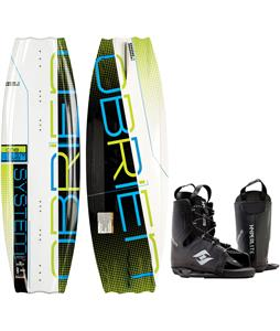 O'Brien System Wakeboard w/ Hyperlite Frequency Bindings