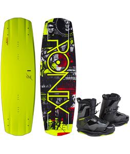Ronix ATR S Wakeboard w/ Code 55 Wakeboard Boots