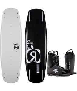 Ronix Bill ATR S Blem Wakeboard w/ Hyperlite Frequency Bindings