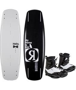 Ronix Bill ATR S Wakeboard w/ Frank Wakeboard Boots