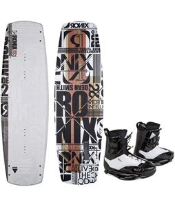 Ronix Code 22 Wakeboard w/ Frank Wakeboard Boots