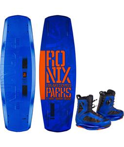 Ronix Parks Camber Aircore 2 Wakeboard w/ Parks Wakeboard Boots