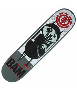 Element Bam Savage Helium Skateboard Deck