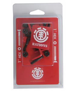 Element Rations Skateboard Hardware