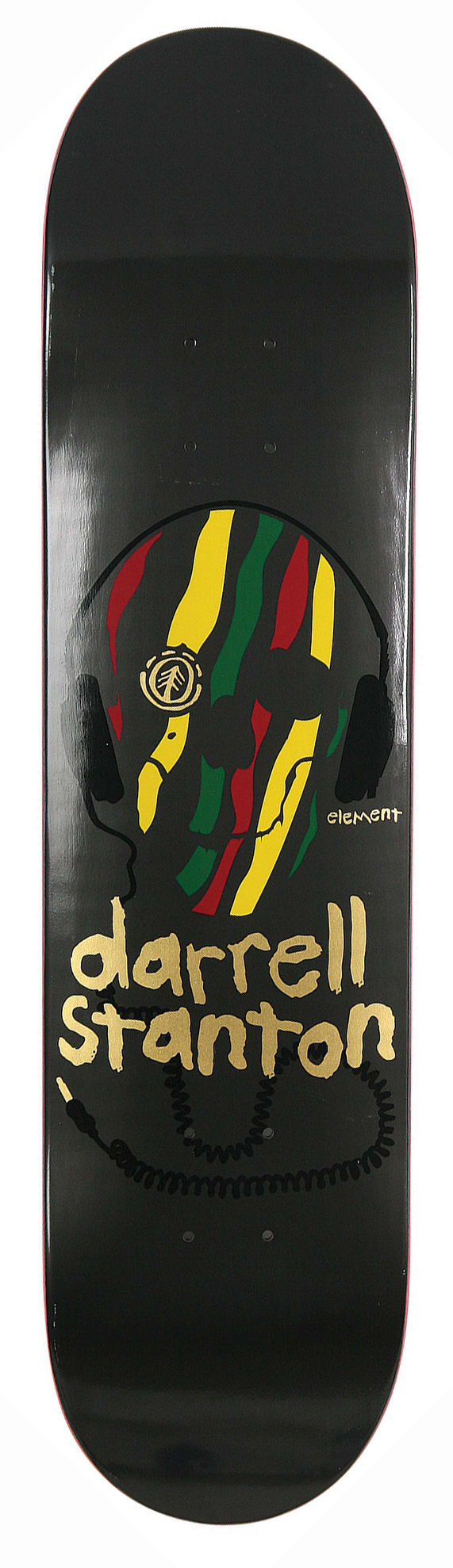 Element Darrell Head Phones Skateboard Deck