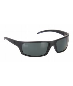 Electric Technician Sunglasses Matte Black/Grey Polar Lens