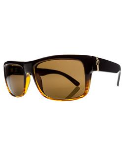 Electric Back Line Sunglasses Blackwood/Melanin Bronze Lens