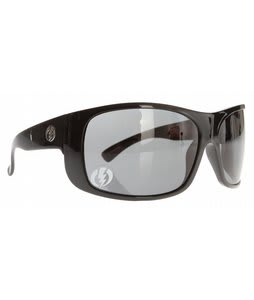 Electric Blaster Sunglasses Gloss Black/Grey Polarized Lens