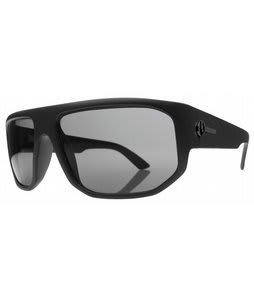 Electric BPM Sunglasses Matte Black/Grey Lens