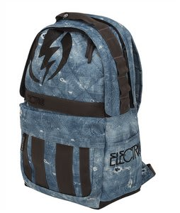 Electric Caliber Backpack Denim