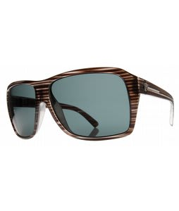 Electric Capt. Ahab Sunglasses Onyx/Grey Lens