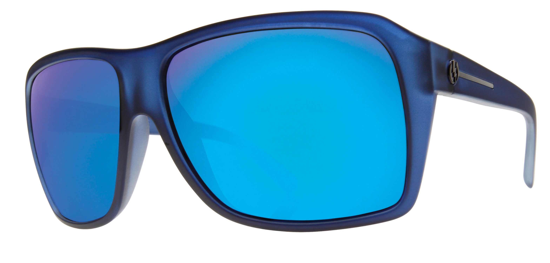 99fffb575b Electric Capt. Ahab Sunglasses Ultra Marine Grey Blue Chrome on ...