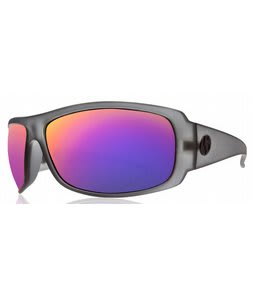 Electric Charge XL Sunglasses Ash Grey/Grey Plasma Chrome Lens