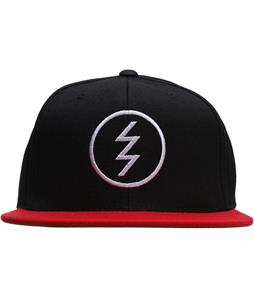 Electric Charged Cap Black/Red