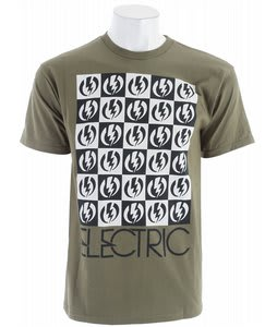 Electric Check T-Shirt