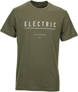 Electric Corporate Identity Custom T-Shirt