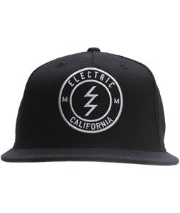 Electric Corporate Seal Cap Black