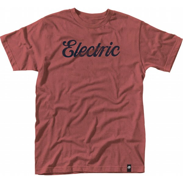 Electric Cursive Custom T-Shirt