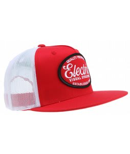 Electric Custer Cap