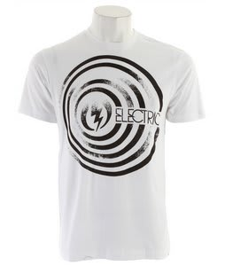 Electric Down T-Shirt White
