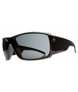 Electric D. Payne Sunglasses Gloss Black/Grey Lens