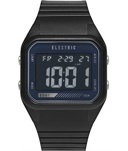 Electric ED01 PU Watch Black