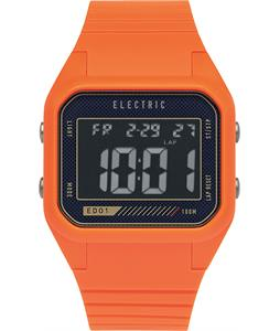 Electric ED01 PU Watch Orange Blast