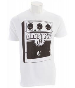 Electric Effect T-Shirt White
