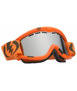 Electric EG1 Goggles Blood Orange/Bronze/Silver Chrome Lens