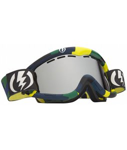 Electric EG1 Goggles Disorganize/Bronze/Silver Chrome Lens
