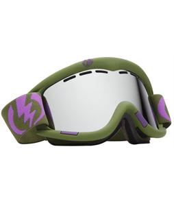 Electric EG1 Snowboard Goggles Field Drab/Bronze/Silver Chrome Lens