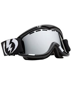 Electric EG1 Goggles Gloss Black/Bronze/Silver Chrome Lens