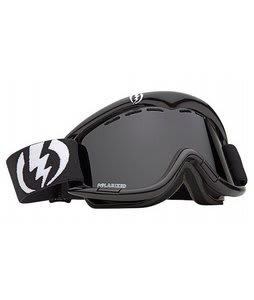 Electric EG1 Goggles Gloss Black/Grey Polarized Lens