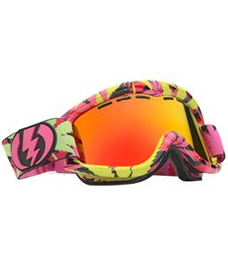Electric EG1 Goggles Inoglo/Bronze/Red Chrome Lens
