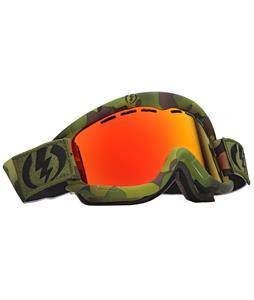 Electric EG1 Goggles Peter Line Matte/Bronze/Red Chrome Lens