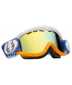 Electric EG1 Goggles Rids Pat Moore/Bronze/Gold Chrome Lens