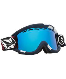 Electric EG1 Goggles V. Co Lab/Bronze/Blue Chrome Lens