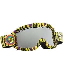 Electric EG1K Goggles Dark Safari/Bronze/Silver Chrome Lens