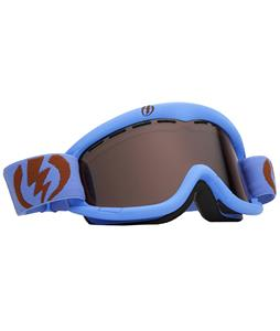 Electric EG1K Goggles Icy Blue Matte/Bronze Lens