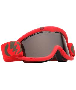 Electric EG1K Goggles Insignia Red Matte/Bronze Lens