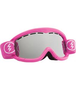 Electric EG1K Goggles Punk Pink/Bronze/Silver Chrome Lens