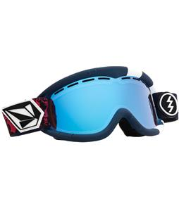 Electric EG1K Goggles V.Co Lab/Bronze/Blue Chrome Lens