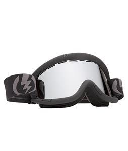 Electric EG1K Goggles Matte Black/Bronze Silver Chrome Lens