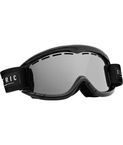 Electric EG1K Goggles Gloss Black/Bronze/Silver Chrome Lens