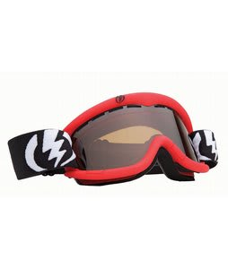 Electric EG1K Goggles Red/Bronze Lens 