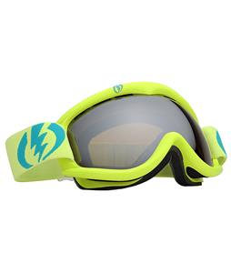 Electric EG1S Goggles Lime/Bronze/Silver Chrome Lens